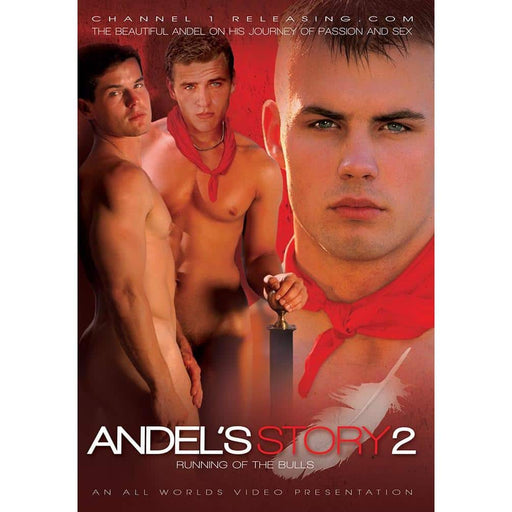 Andel's Story 2 - Circus of Books