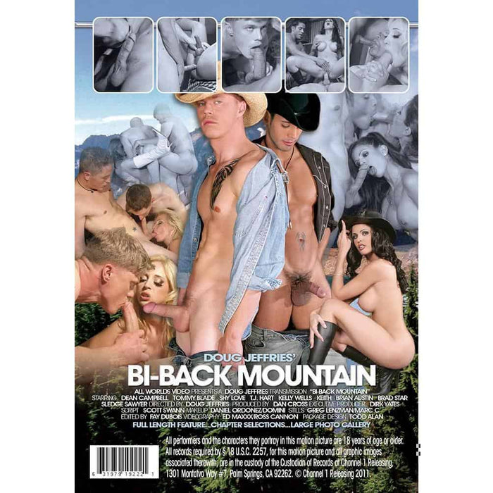 Bi Back Mountain - Circus of Books