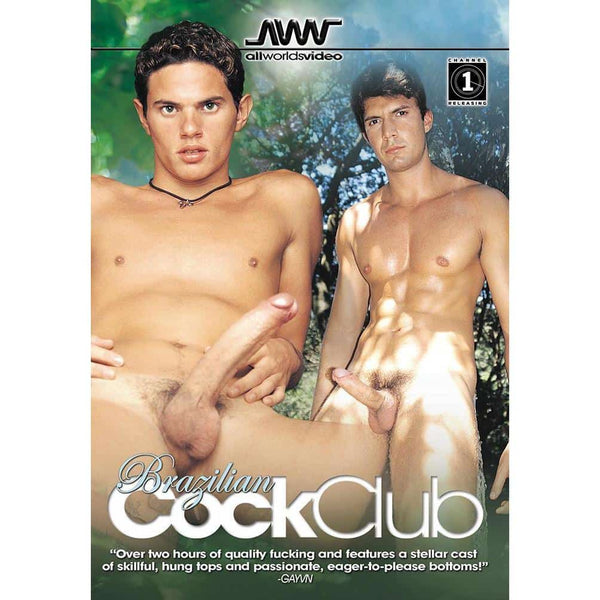 Brazilian Cock Club - Circus of Books