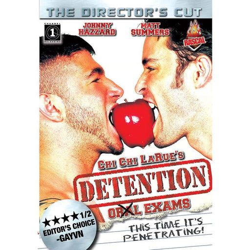 Detention Director's Cut - Circus of Books