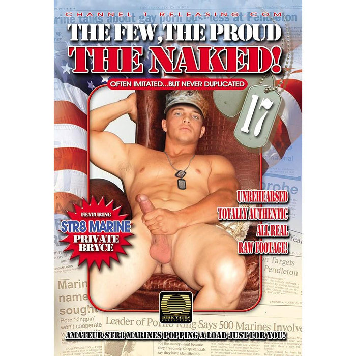 Few Proud Naked 17 - Chi Chi LaRue's Circus