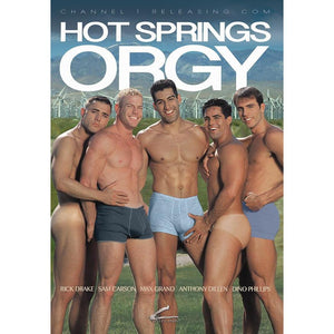 Hot Springs Orgy - Circus of Books