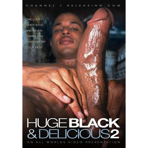 Huge Black And Delicious 2 - Circus of Books