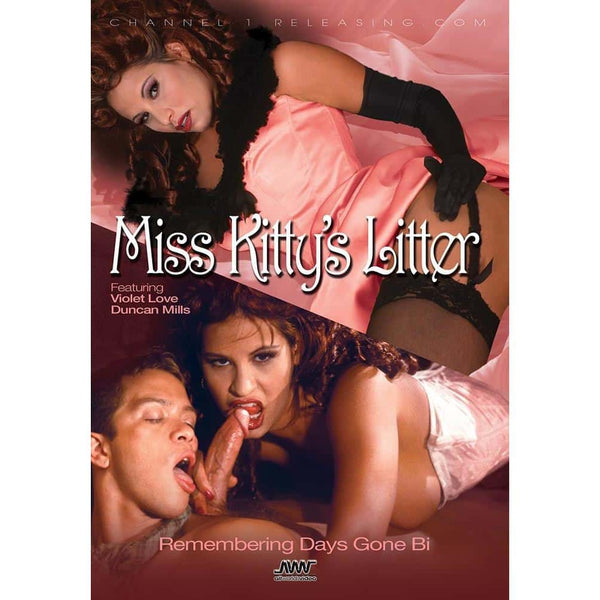 Miss Kitty's Litter - Circus of Books