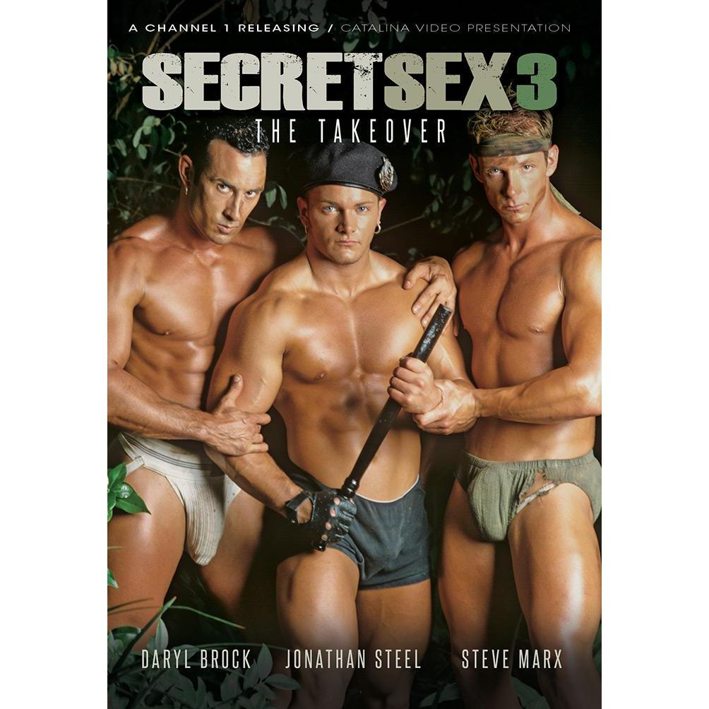 Secret Sex #3: The Takeover
