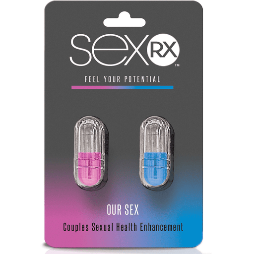 SexRX His/Her Enhancement 2 Caps