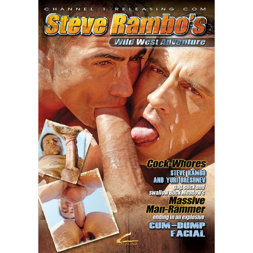 Steve Rambo's Wild West Adventure