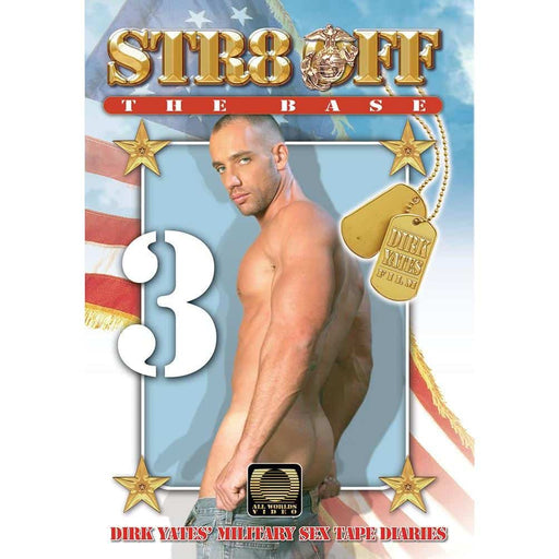 Str8 Off The Base 3 - Circus of Books