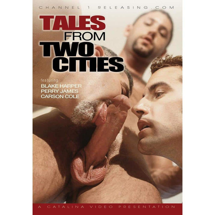 Tales From Two Cities - Circus of Books
