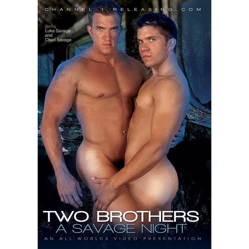 Two Brothers A Savage Night - Circus of Books