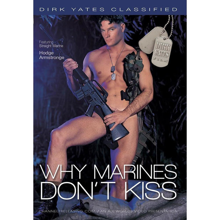 Why Marines Don't Kiss - Circus of Books