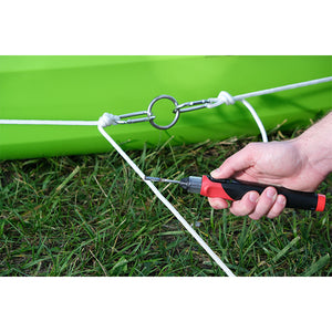 Wireless Hot Knife Rope Cutter