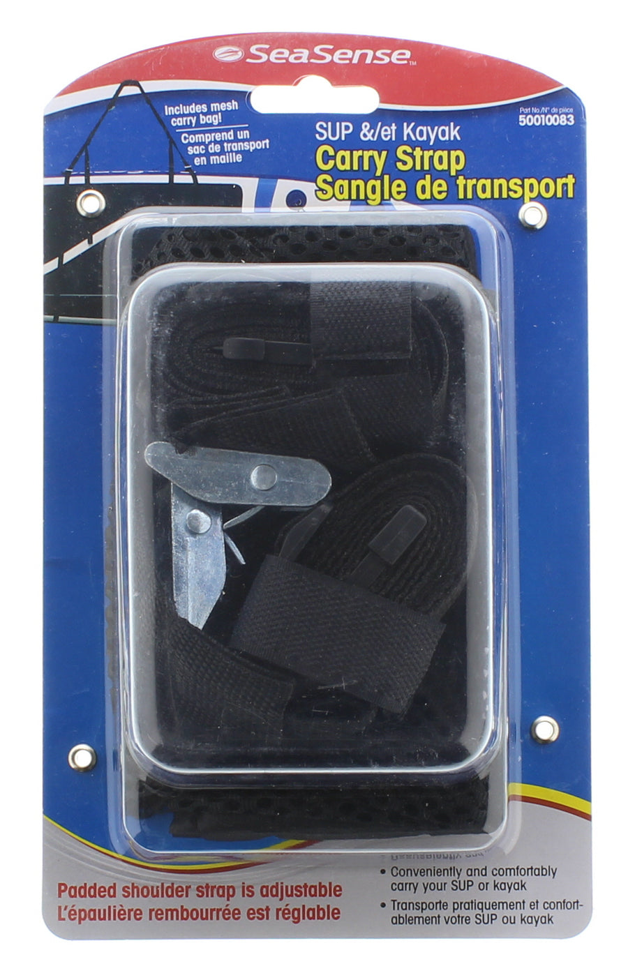 SUP Carry Strap with Bag