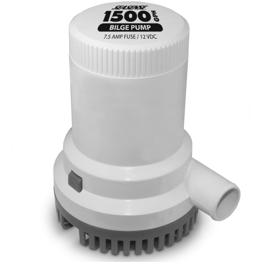 Bilge Pump for Larger Boats | 1500 GPH