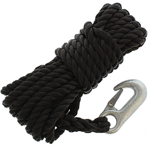 Winch Rope | 100% Twisted Polypropylene