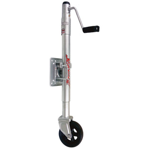 SEACOAT Weight Indicator Safety Swing-Up Trailer Jack | 800 lb