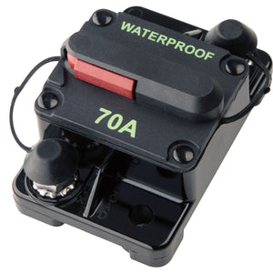 High Amp Waterproof Circuit Breaker