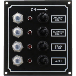 LED Switch Panels