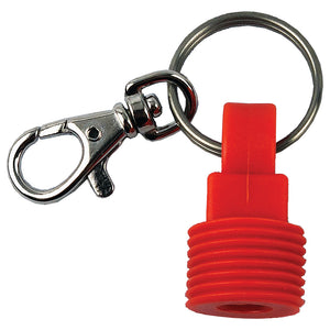 Garboard Plug Key Chain
