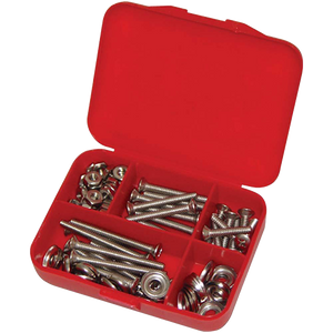 Stainless Steel Machine Screw Kit