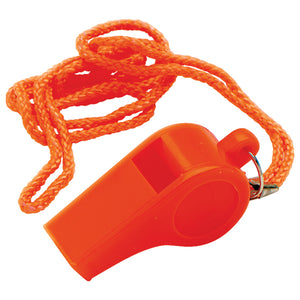 Pea-Less Safety Whistle