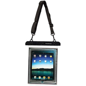 Tablet Dry Pouch with Security Lanyard