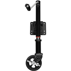 800 lb. Tongue Weight Indicator Safety Swing-Up Trailer Jack