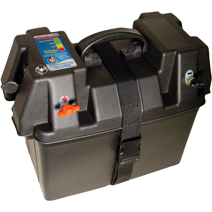 Deluxe Power Station Battery Box