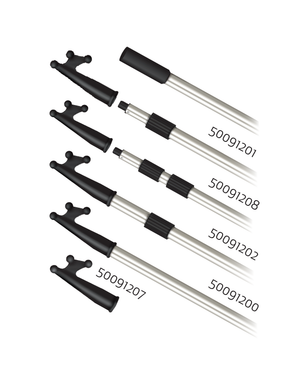 Heavy Duty Telescopic Boat Hooks