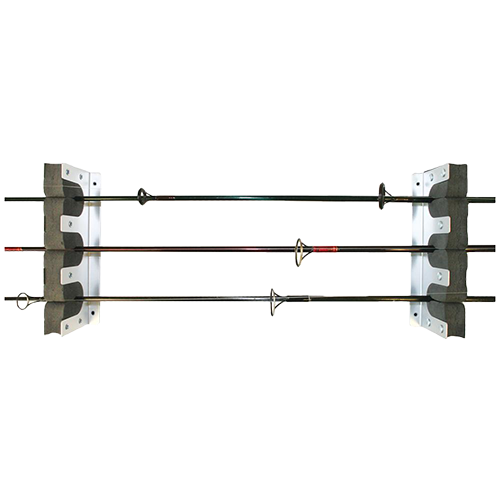 Horizontal Aluminum Rod Rack