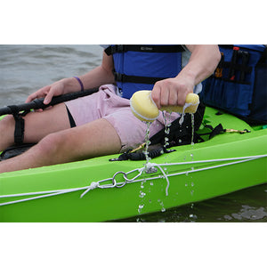 Kayak Sponge with Elastic Strap