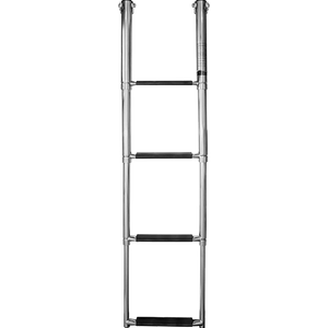 Stainless Steel Telescopic Ladder