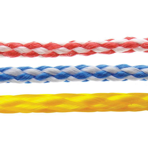 Multi-Purpose Cordage | Hollow Braid Assorted