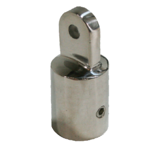 Stainless Steel Outside Eye End