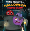 Win 2 Tickets to Halloween Horror Nights