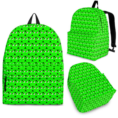 Bubblelingo Dreamer Speech Bubble All-over Print Green Backpack