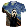 Haunted Scream T-shirt