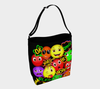 Multicolored Emoji Day Tote