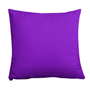 Bubblelingo Grinder Purple Throw Pillow back view