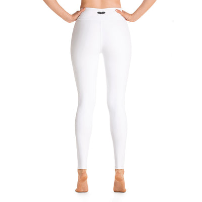 Yoga Leggings in White