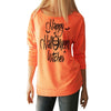 Happy Halloween Witches Sweatshirt