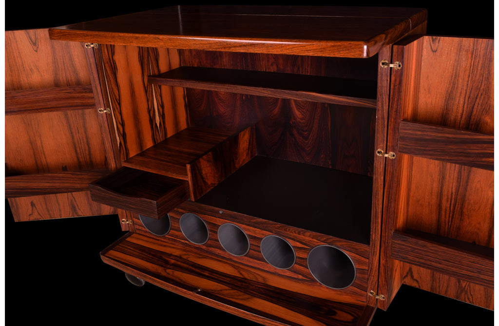 Bar Cabinet by Illum Wikkelsø