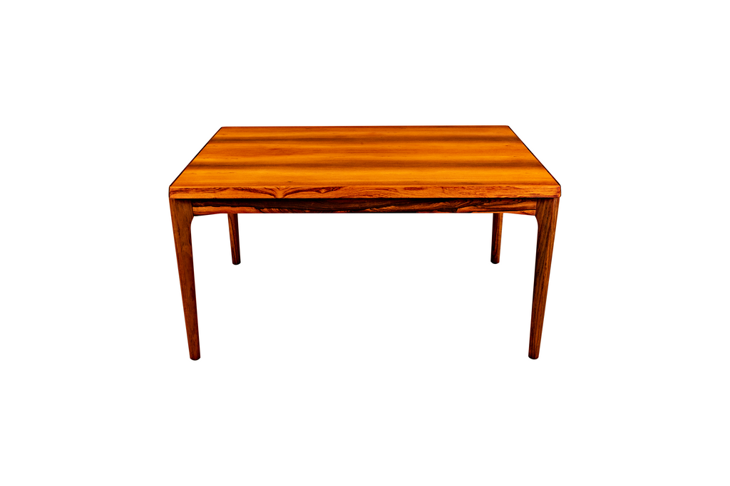 Rosewood Dinning Table by Henning Kjærnulf
