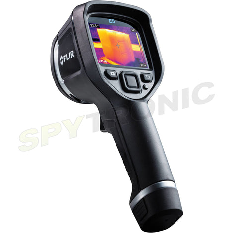 FLIR E5-XT infrared camera with MSX and Wi-Fi, 160 x 120