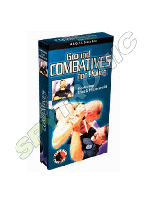 DVD : Ground combatives for police (Anglais)
