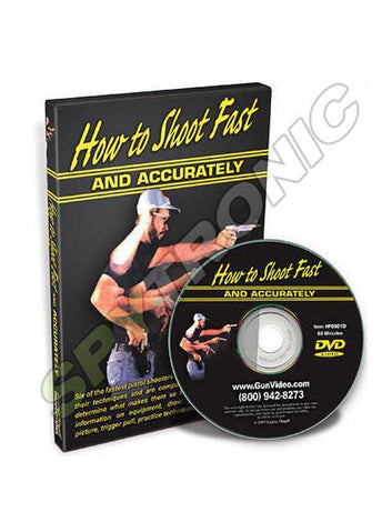 DVD : How to shoot fast (Anglais)