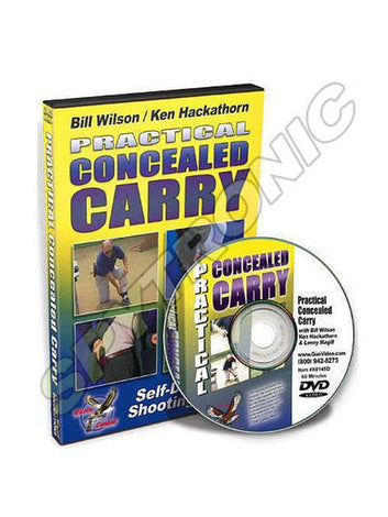 DVD: Practical Concealed carry (English)