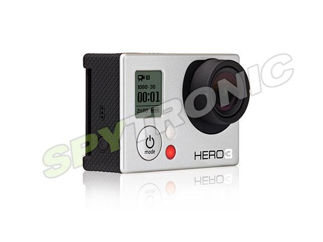 HERO3 GoPro camera white edition