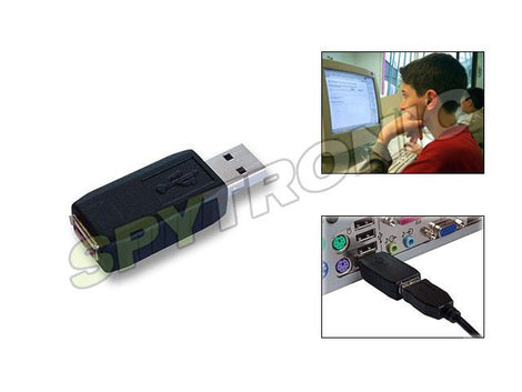 Home USB Keylogger 2GB w-time & date