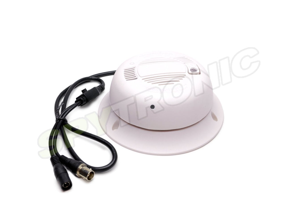Fake Smoke detector with HD-TVI hidden camera